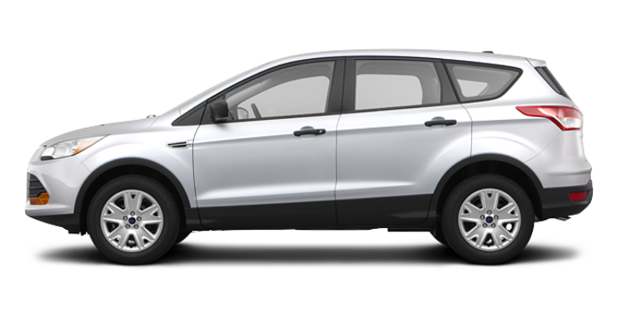 2016 Ford Escape S | Photo 4 | Ingot Silver