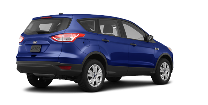 2016 Ford Escape S | Photo 5 | Deep Impact Blue
