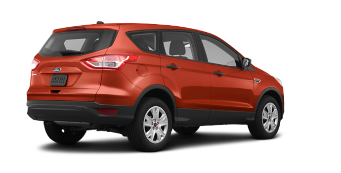 2016 Ford Escape S | Photo 5 | Sunset