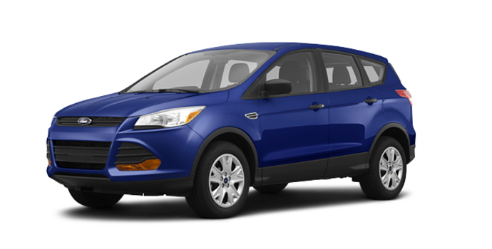 2016 Ford Escape S | Photo 6 | Deep Impact Blue