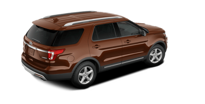 2016 Ford Explorer XLT | Photo 5 | Bronze Fire