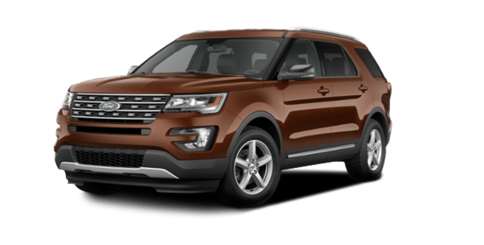 2016 Ford Explorer XLT | Photo 6 | Bronze Fire