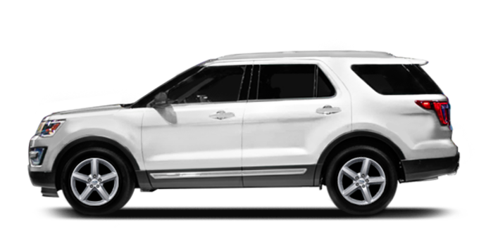 2016 Ford Explorer XLT | Photo 4 | Oxford White