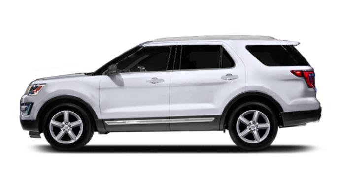 2016 Ford Explorer XLT | Photo 4 | White Platinum