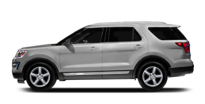 2016 Ford Explorer XLT | Photo 4 | Ingot Silver