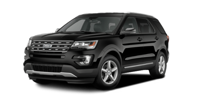 2016 Ford Explorer XLT | Photo 6 | Shadow Black
