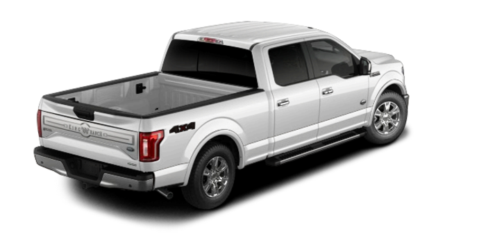 2016 Ford F-150 KING RANCH | Photo 5 | Oxford White
