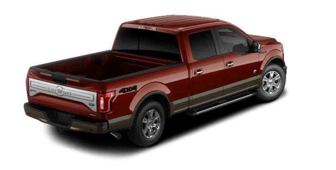 2016 Ford F-150 KING RANCH | Photo 5 | Bronze Fire/Caribou