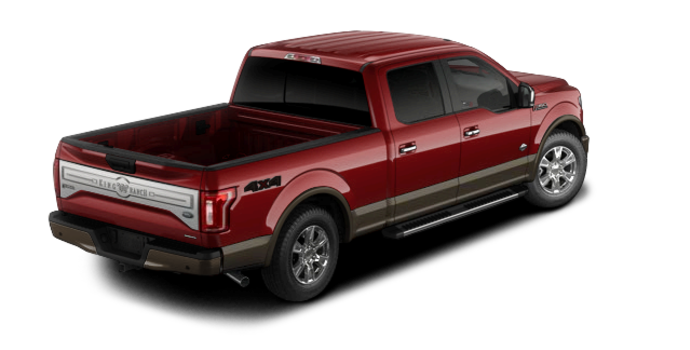 2016 Ford F-150 KING RANCH | Photo 5 | Ruby Red/Caribou