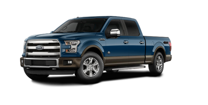2016 Ford F-150 KING RANCH | Photo 6 | Blue Jeans/Caribou