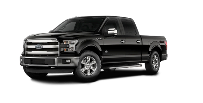 2016 Ford F-150 KING RANCH | Photo 6 | Shadow Black