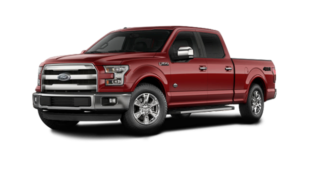 2016 Ford F-150 KING RANCH | Photo 6 | Ruby Red