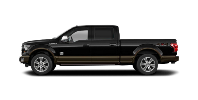 2016 Ford F-150 KING RANCH | Photo 4 | Shadow Black/Caribou