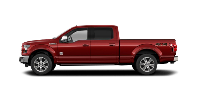 2016 Ford F-150 KING RANCH | Photo 4 | Ruby Red