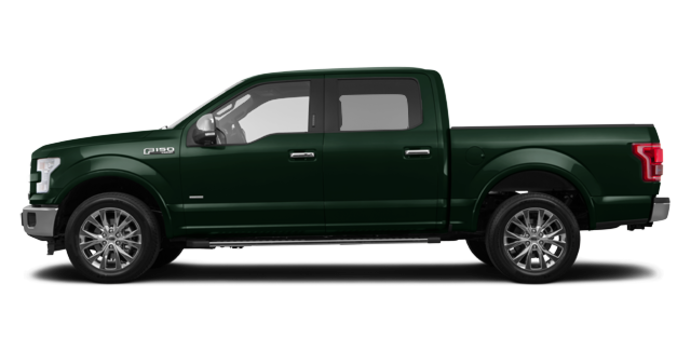 2016 Ford F-150 LARIAT | Photo 4 | Green Gem