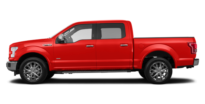 2016 Ford F-150 LARIAT | Photo 4 | Race Red
