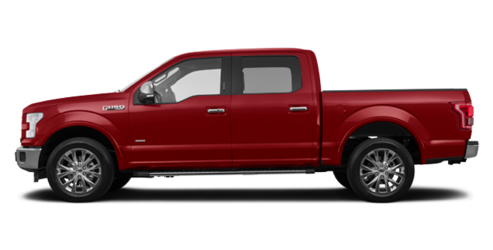 2016 Ford F-150 LARIAT | Photo 4 | Ruby Red