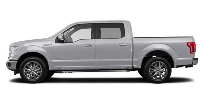2016 Ford F-150 LARIAT | Photo 4 | Ingot Silver