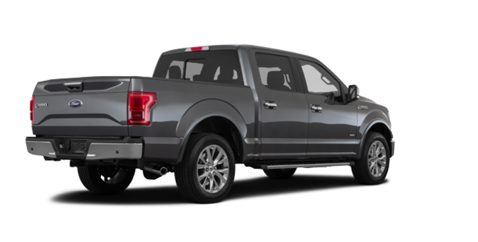 2016 Ford F-150 LARIAT | Photo 5 | Magnetic