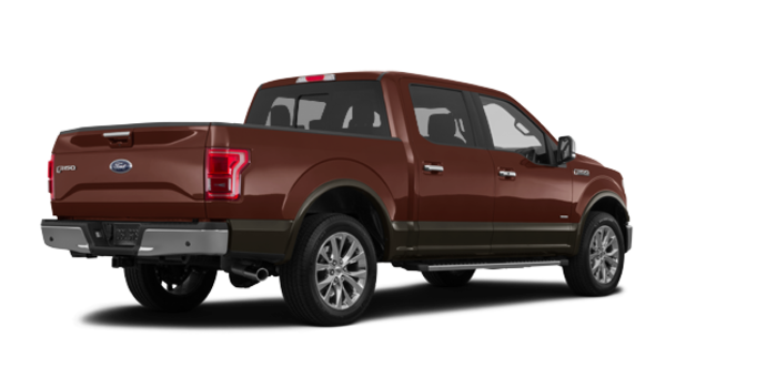 2016 Ford F-150 LARIAT | Photo 5 | Bronze Fire/Caribou