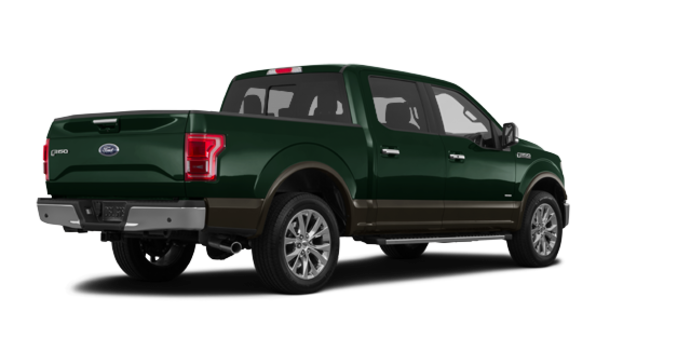 2016 Ford F-150 LARIAT | Photo 5 | Green Gem/Caribou
