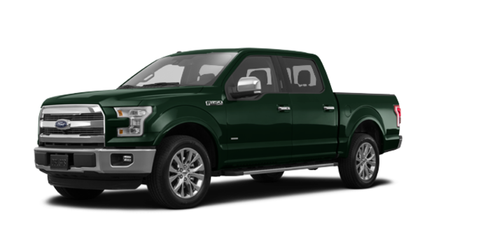 2016 Ford F-150 LARIAT | Photo 6 | Green Gem
