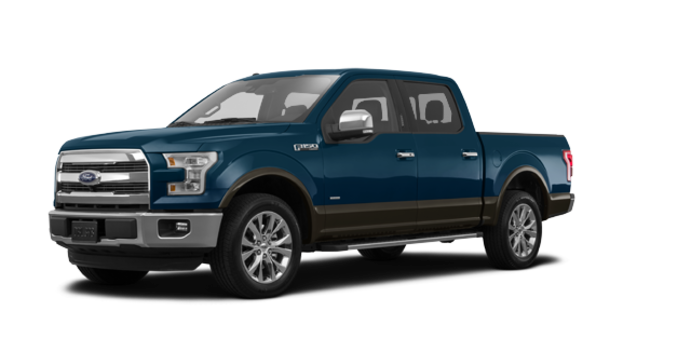 2016 Ford F-150 LARIAT | Photo 6 | Blue Jeans/Caribou