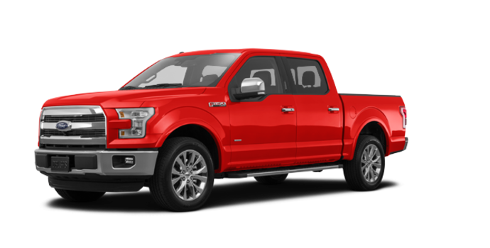 2016 Ford F-150 LARIAT | Photo 6 | Race Red