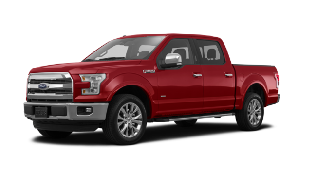 2016 Ford F-150 LARIAT | Photo 6 | Ruby Red