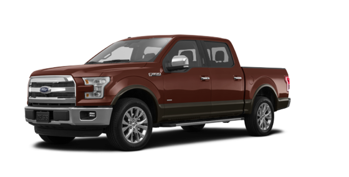 2016 Ford F-150 LARIAT | Photo 6 | Bronze Fire/Caribou