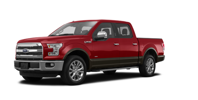 2016 Ford F-150 LARIAT | Photo 6 | Ruby Red/Caribou