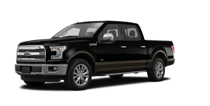 2016 Ford F-150 LARIAT | Photo 6 | Shadow Black/Caribou