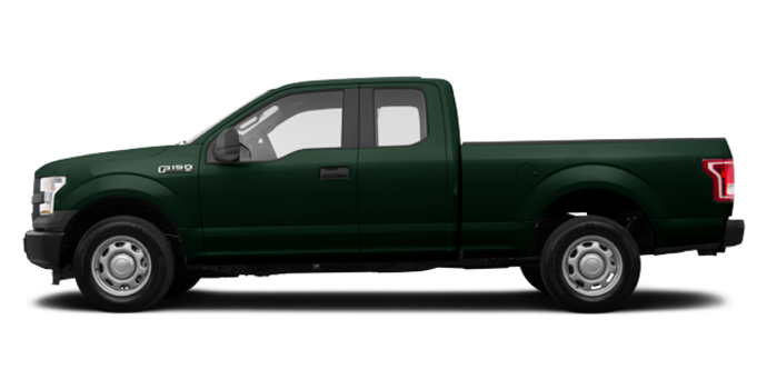 2016 Ford F-150 XL | Photo 4 | Green Gem
