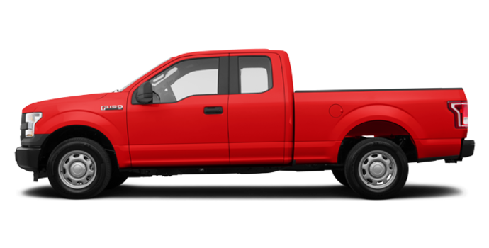 2016 Ford F-150 XL | Photo 4 | Race Red