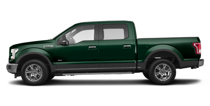 2016 Ford F-150 XLT | Photo 4 | Green Gem/Magnetic