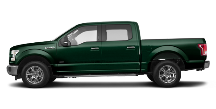 2016 Ford F-150 XLT | Photo 4 | Green Gem