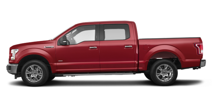 2016 Ford F-150 XLT | Photo 4 | Ruby Red