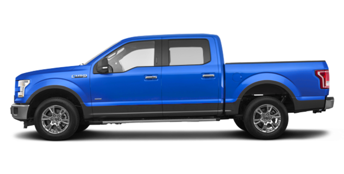 2016 Ford F-150 XLT | Photo 4 | Blue Flame/Magnetic
