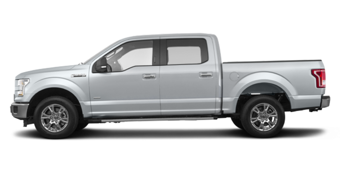 2016 Ford F-150 XLT | Photo 4 | Ingot Silver