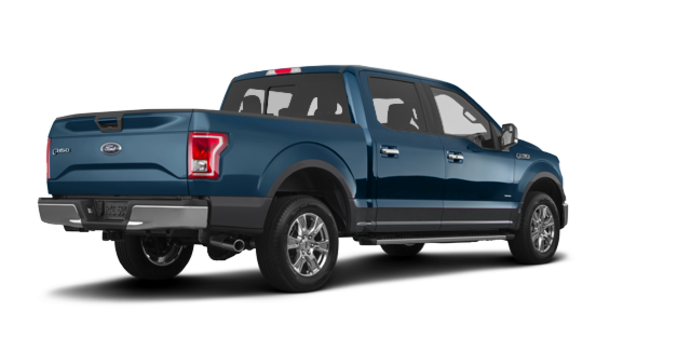 2016 Ford F-150 XLT | Photo 5 | Blue Jeans/Magnetic