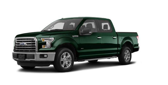 2016 Ford F-150 XLT | Photo 6 | Green Gem
