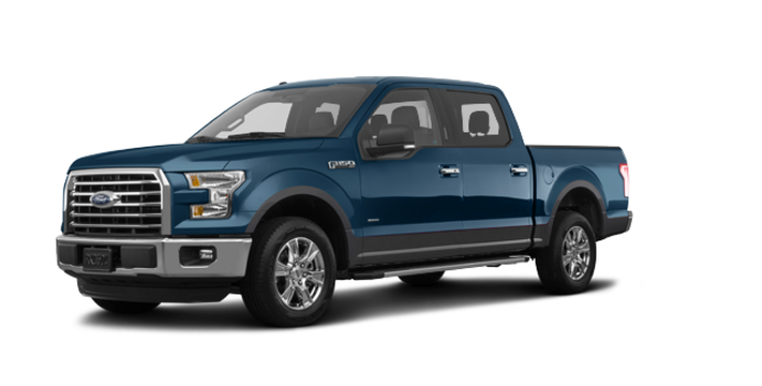 2016 Ford F-150 XLT | Photo 6 | Blue Jeans/Magnetic