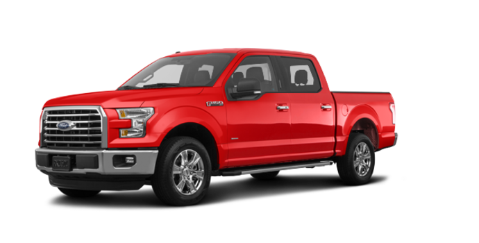2016 Ford F-150 XLT | Photo 6 | Race Red