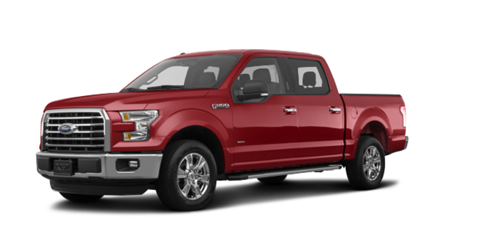 2016 Ford F-150 XLT | Photo 6 | Ruby Red