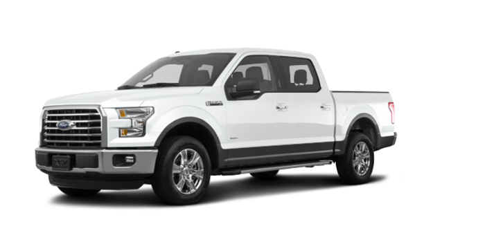 2016 Ford F-150 XLT | Photo 6 | Oxford White/Magnetic
