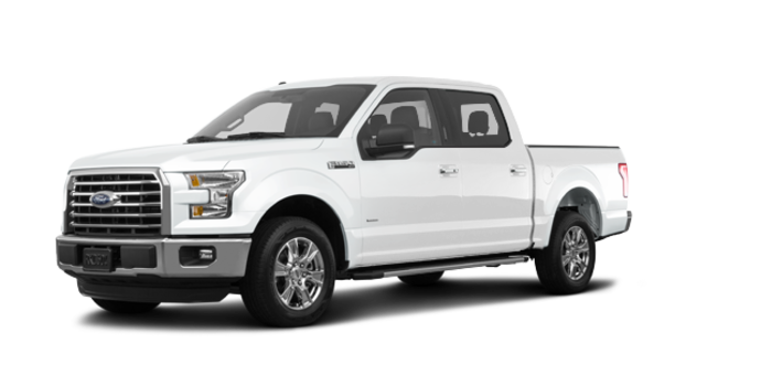 2016 Ford F-150 XLT | Photo 6 | Oxford White