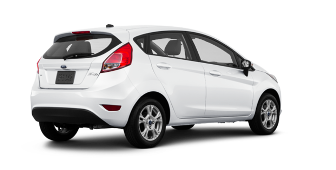 2016 Ford Fiesta SE HATCHBACK | Photo 5 | White Platinum
