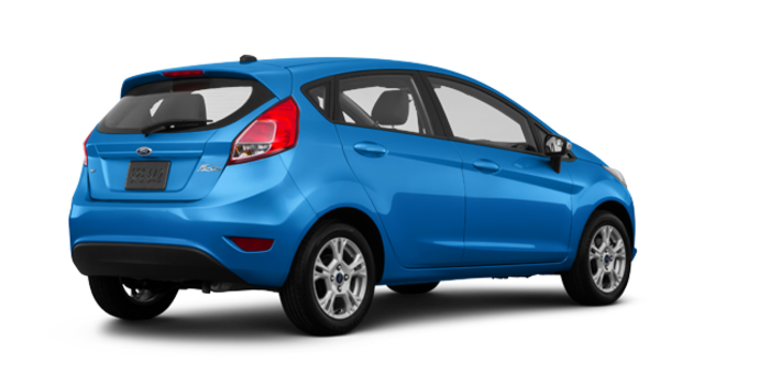 2016 Ford Fiesta SE HATCHBACK | Photo 5 | Blue Candy
