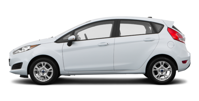 2016 Ford Fiesta SE HATCHBACK | Photo 4 | Oxford White