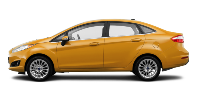 2016 Ford Fiesta TITANIUM SEDAN | Photo 4 | Electric Spice